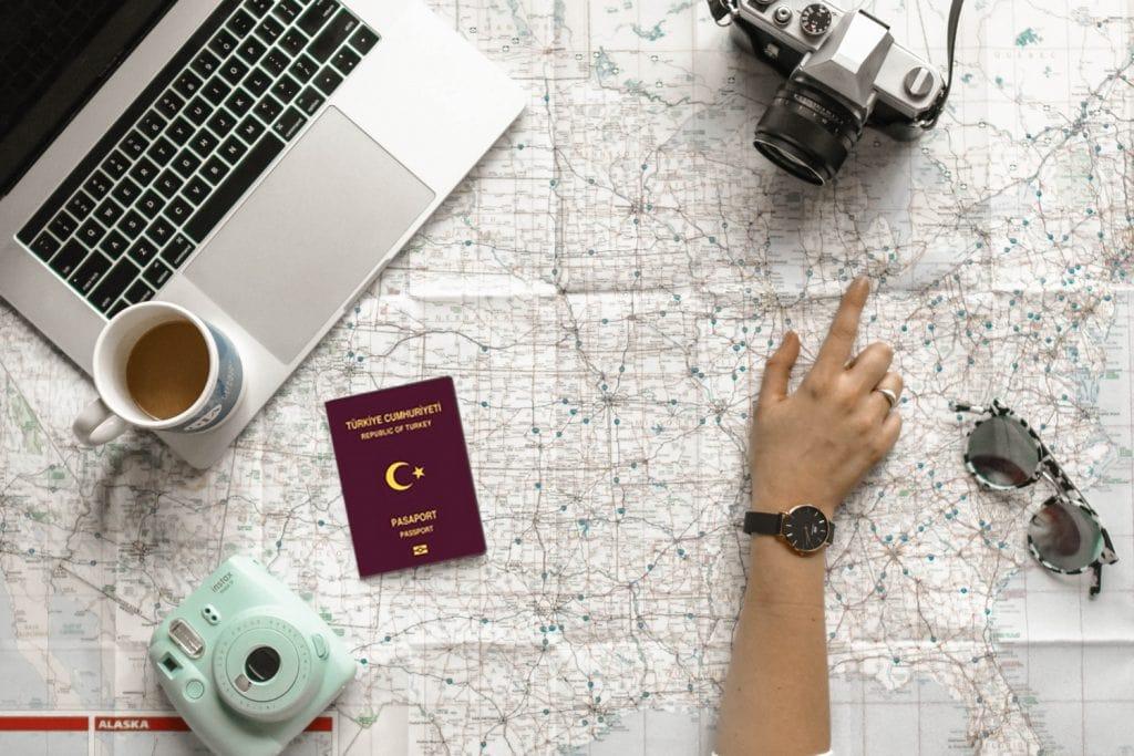 Türkiye Cumhruiyeti Pasaport